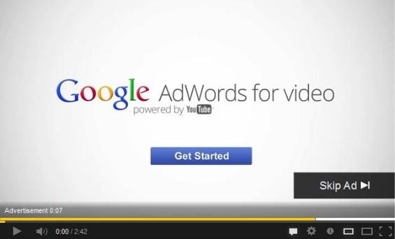 adwords video ads
