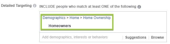 facebook behavioral targeting